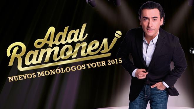 ADAL RAMONES - MONÓLOGOS TOUR 2015 Actividades cultyentret