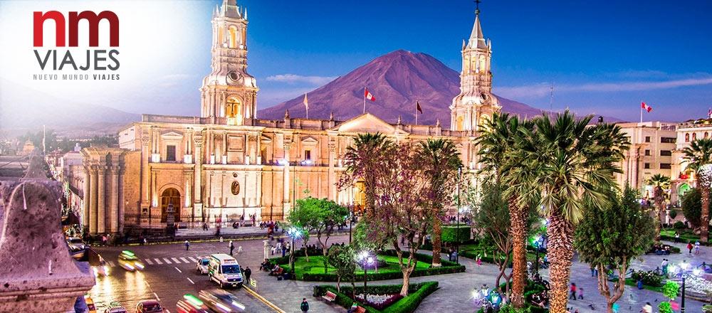 AREQUIPA DE LUJO | NM VIAJES - Club El Comercio Perú.