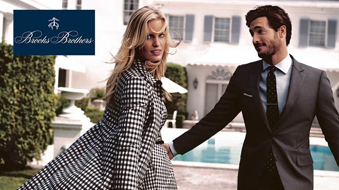 BROOKS BROTHERS - VENTA EXCLUSIVA NAVIDAD Moda E. Exclusivos