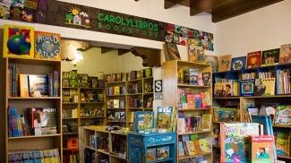 CAROLY LIBROS Libros y música P. Servicios