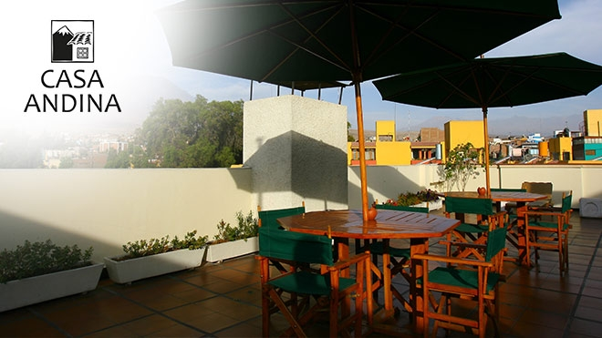 Casa andina classic arequipa club de suscriptores el for Casa andina classic arequipa