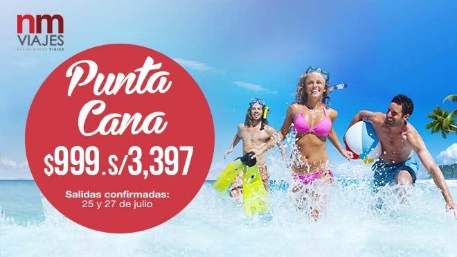 VUELO PRIVADO A PUNTA CANA - Club El Comercio Perú.