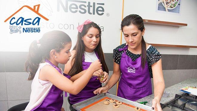 CLASES TALLERES COCINA - CASA NESTLÉ PREVENTA - Club El Comercio Perú.