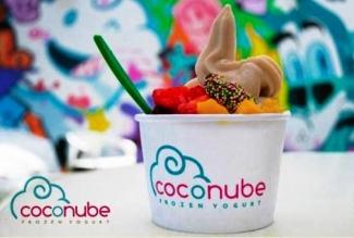 COCONUBE Cafes y heladerías P. Servicios