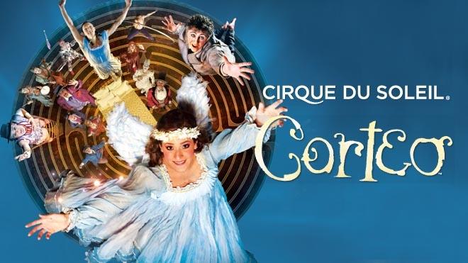 CORTEO - CIRQUE DU SOLEIL-Circo-cultyentret-Club De Suscriptores El Comercio Perú.