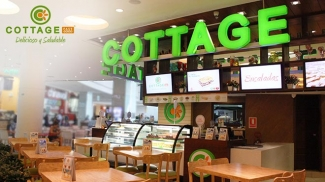COTTAGE Fast food Restaurante