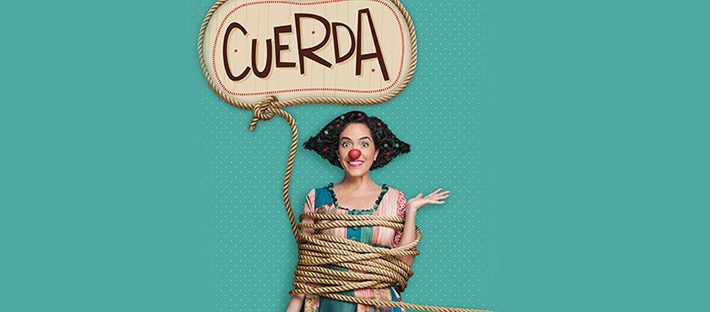 CUERDA – EL UNIPERSONAL DE WENDY RAMOS - Club El Comercio Perú.
