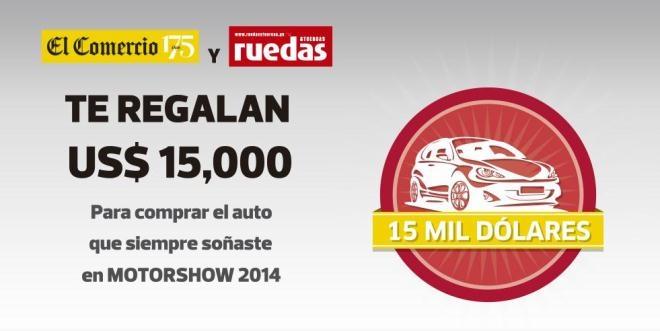 DESAFÍO MOTORSHOW 2014-Actividades-cultyentret-Club De Suscriptores El Comercio Perú.