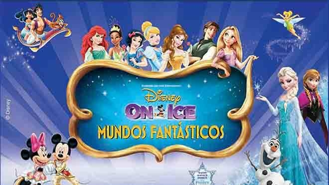 DISNEY ON ICE PRESENTA