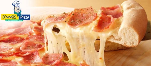 D´NNOS PIZZA ¡A LA CARTA!