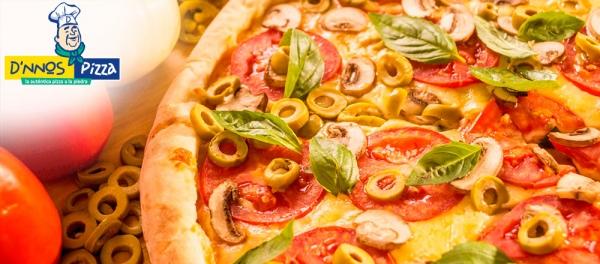 D´NNOS PIZZA ¡BARRA LIBRE!