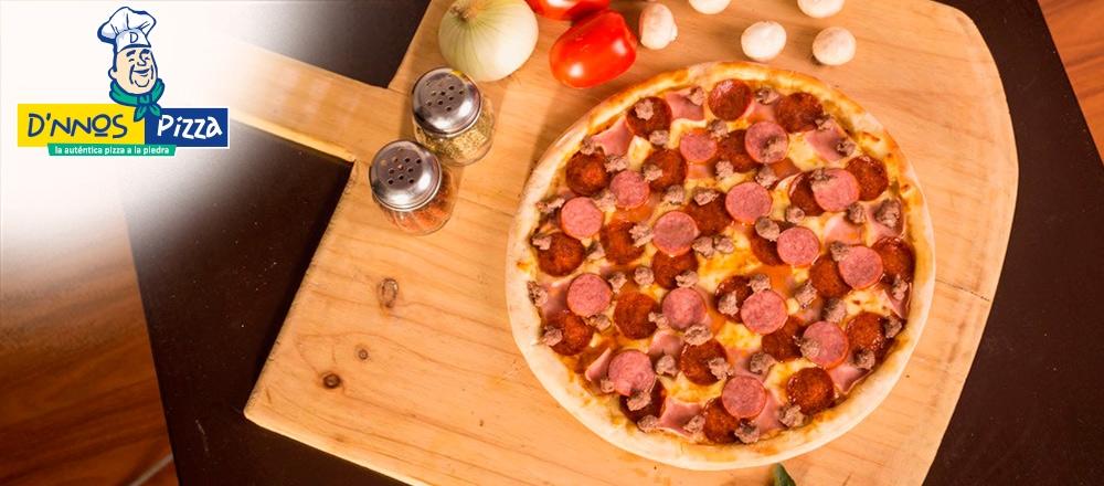 D´NNOS PIZZA ¡BARRA LIBRE! - D'NNOS PIZZA - Club De Suscriptores El Comercio Perú.