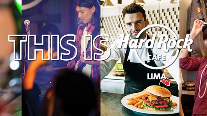 HARD ROCK CAFÉ -Bares-Restaurante-Club De Suscriptores El Comercio Perú.