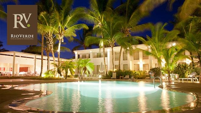 HOTEL & CENTRO DE CONVENCIONES RIO VERDE Hoteles Viaje