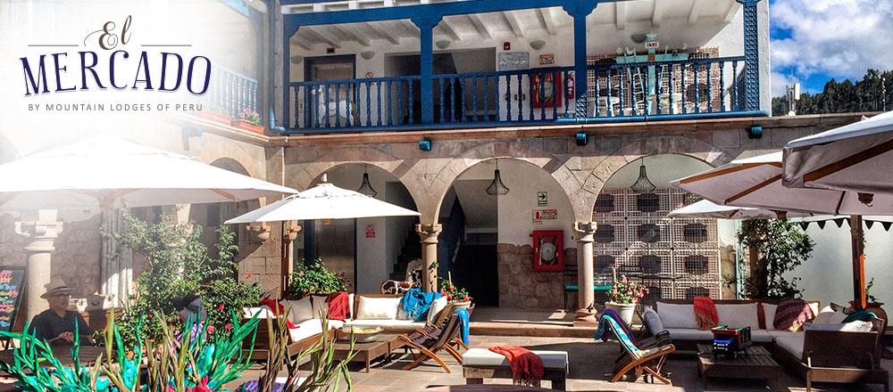 HOTEL EL MERCADO - CUSCO - Club El Comercio Perú.