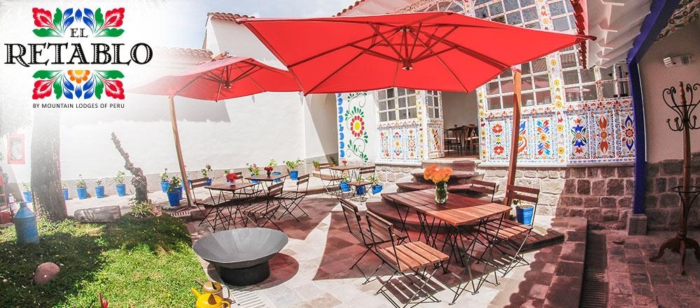 HOTEL EL RETABLO - CUSCO - MOUNTAIN LODGES  - Club De Suscriptores El Comercio Perú.