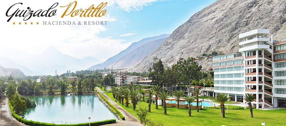 HOTEL GUIZADO PORTILLO HACIENDA&RESORT - HOTEL GUIZADO PORTILLO HACIENDA&RESORT - Club De Suscriptores El Comercio Perú.