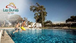 HOTEL LAS DUNAS - ICA Hoteles Viaje