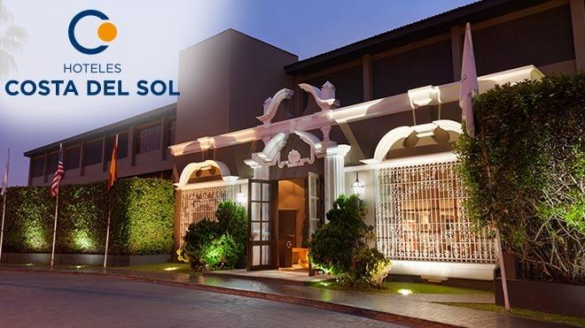 HOTELES COSTA DEL SOL - Club El Comercio Perú.