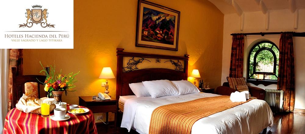 HOTELES HACIENDA DEL PERU | CUSCO - HOTELES HACIENDA DEL PERÚ - Club De Suscriptores El Comercio Perú.