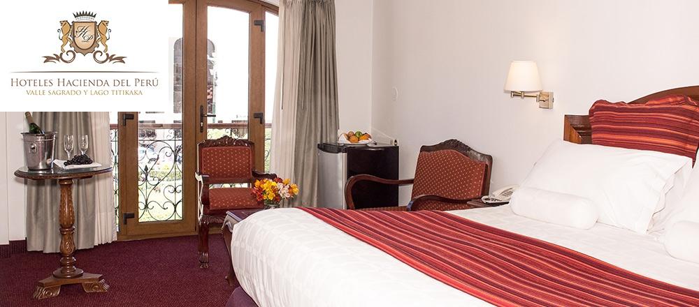 HOTELES HACIENDA | PLAZA DE ARMAS PUNO - HOTELES HACIENDA DEL PERÚ - Club De Suscriptores El Comercio Perú.