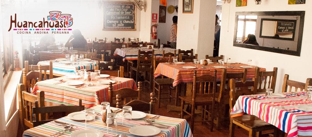 HUANCAHUASI - Club El Comercio Perú.