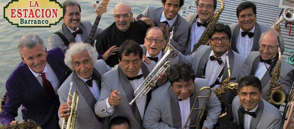 JEAN PIERRE MAGNET Y LA GRAN BANDA - Teleticket - Club De Suscriptores El Comercio Perú.