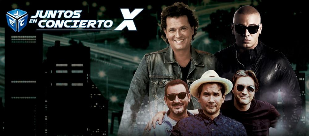 JUNTOS EN CONCIERTO X - Teleticket - Club De Suscriptores El Comercio Perú.
