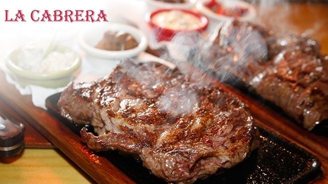LA CABRERA Restaurantes Restaurante