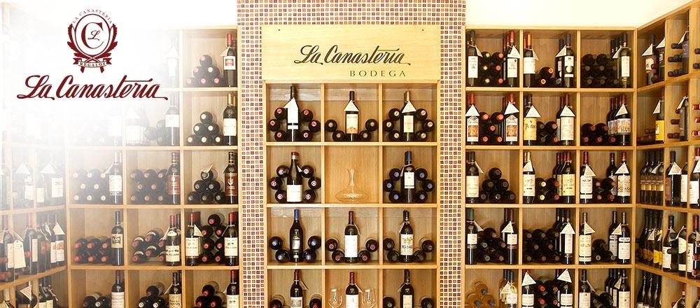 LA CANASTERÍA | VINOS - LA CANASTERÍA - Club De Suscriptores El Comercio Perú.