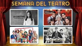LA SEMANA DEL TEATRO-Teatro-cultyentret-Club De Suscriptores El Comercio Perú.