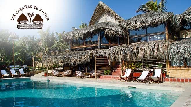 LAS CABAÑAS DE ANTICA  - PIURA-Hoteles-Viaje-Club De Suscriptores El Comercio Perú.
