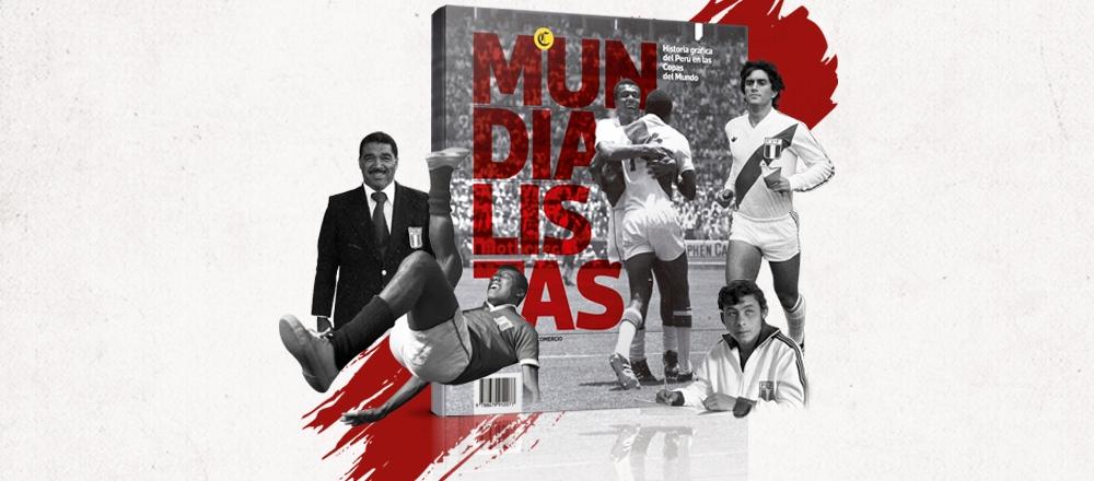 LIBRO MUNDIALISTAS - Club El Comercio Perú.