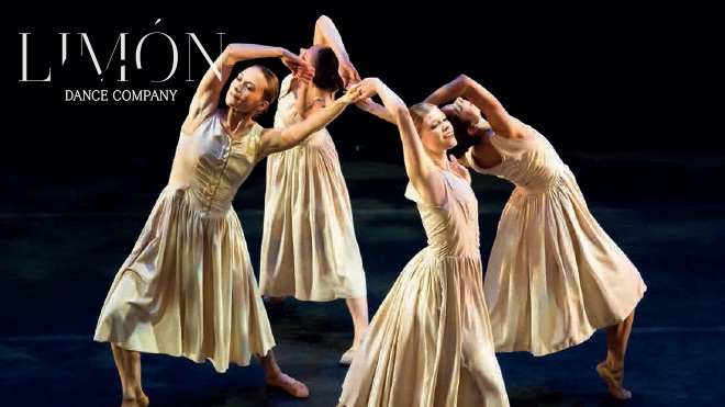 LIMON DANCE COMPANY Ballet cultyentret