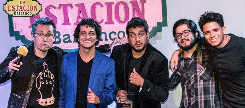 LOS HOMBRES TAMBIÉN LLORAN - Club El Comercio Perú.