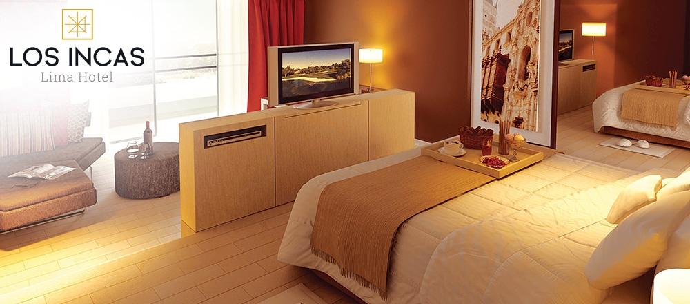 LOS INCAS LIMA HOTEL - Club El Comercio Perú.