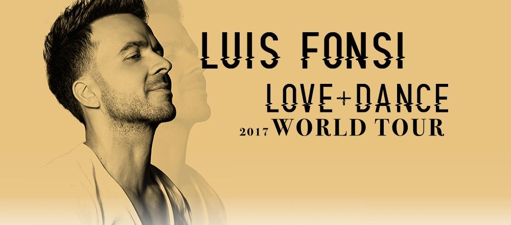LUIS FONSI LOVE + DANCE WORLD TOUR - Teleticket - Club De Suscriptores El Comercio Perú.
