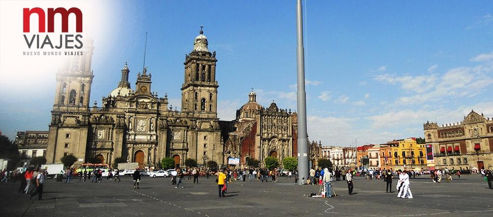 MÉXICO BÁSICO| NUEVO MUNDO VIAJES - NUEVO MUNDO VIAJES - Club De Suscriptores El Comercio Perú.