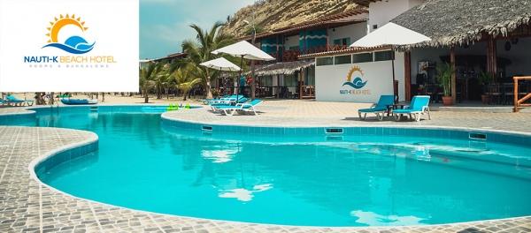 NAUTI-K BEACH HOTEL - NAUTI-K Beach Hotel