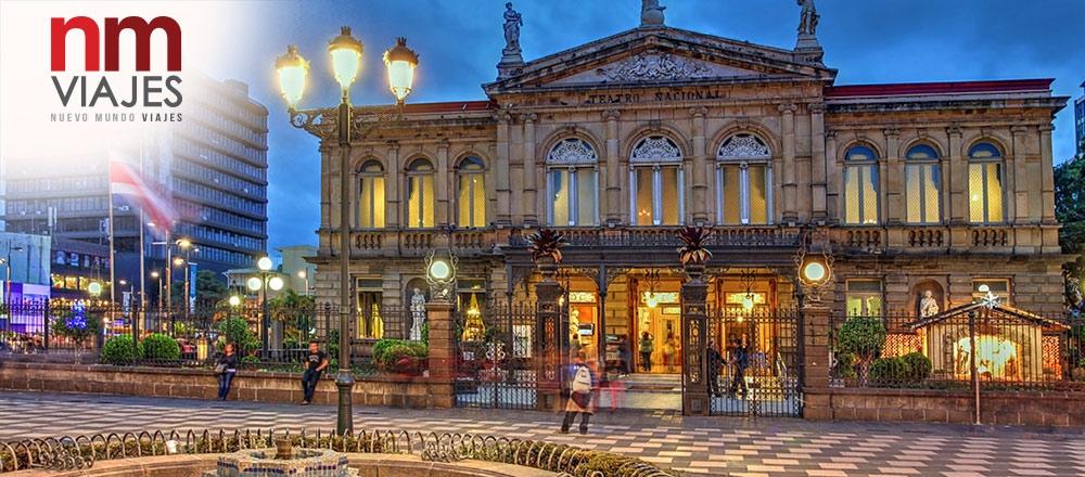 NM VIAJES | SAN JOSE DE COSTA RICA - NUEVO MUNDO VIAJES - Club De Suscriptores El Comercio Perú.