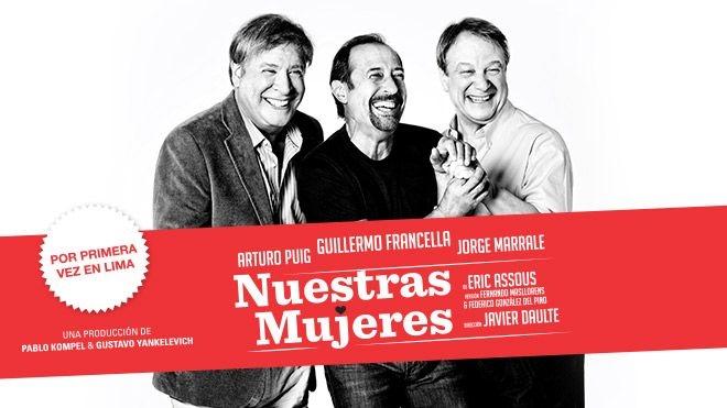 NUESTRAS MUJERES  - Club El Comercio Perú.