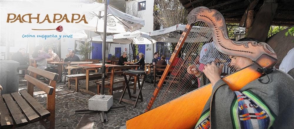 PACHAPAPA, EN CUSCO - CUSCO RESTAURANTS - Club De Suscriptores El Comercio Perú.