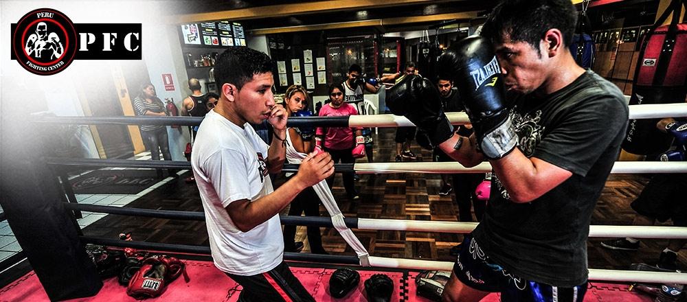 PERÚ FIGHTING CENTER - PERÚ FIGHTING CENTER - Club De Suscriptores El Comercio Perú.