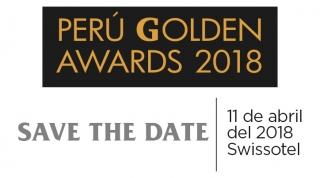 PERÚ GOLDEN AWARDS 2018