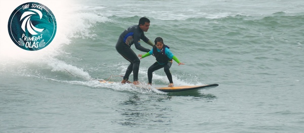 PRIMERAS OLAS SURF SCHOOL