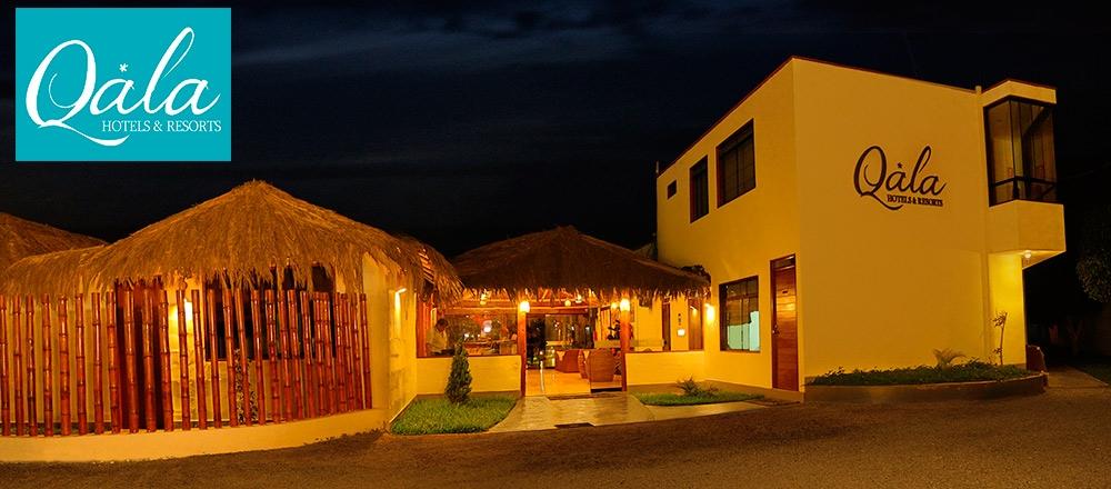 QALA HOTEL & RESORT - QALA HOTEL & RESORT  - Club De Suscriptores El Comercio Perú.