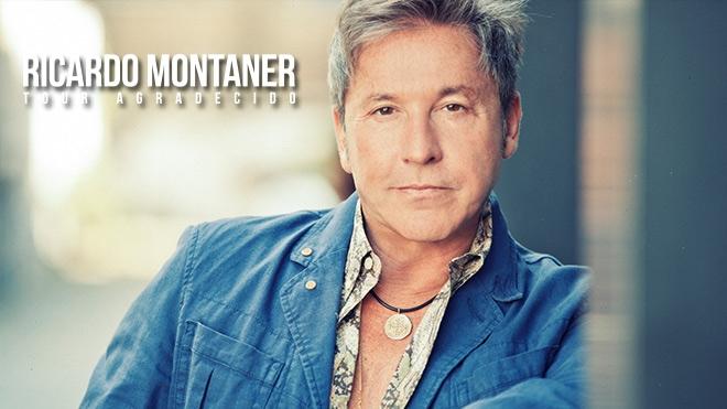 RICARDO MONTANER - TOUR AGRADECIDO Conciertos cultyentret