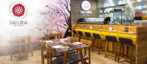 SAKURA SUSHI & WOK