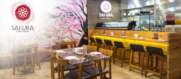 SAKURA SUSHI & WOK - SAKURA SUSHI & WOK