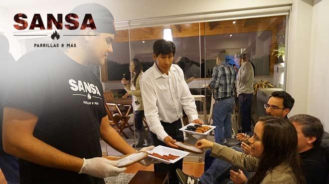 SANSA PARRILLAS - Club El Comercio Perú.